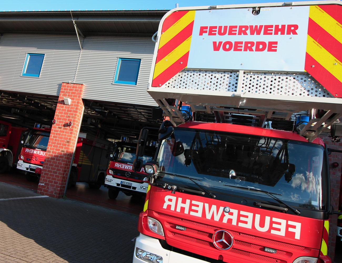 Feuerwehr Voerde - Unsere Fahrzeuge