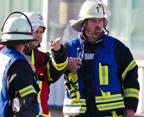 Jahresübung 2019 der Freiwilligen Feuerwehr Voerde