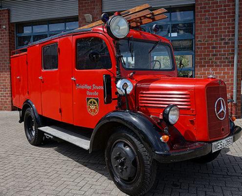 Feuerwehr Voerde - Leichtes Löschfahrzeug