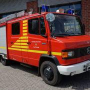 Feuerwehr Voerde Niederrhein - Löschgruppenfahrzeug der Feuerwehr