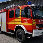 Feuerwehr Voerde Niederrhein - Löschgruppenfahrzeug 20/16
