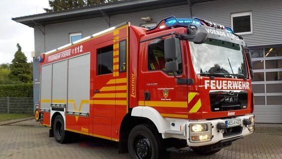 Löschgruppenfahrzeug LF 20 aus Möllen