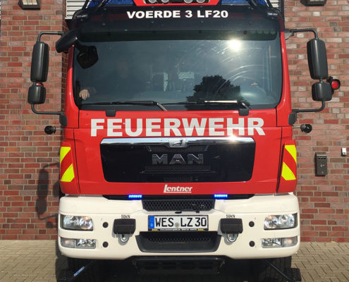 Löschgruppenfahrzeug LF20 Einheit Spellen