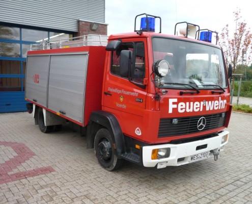 Tanklöschfahrzeug 2000